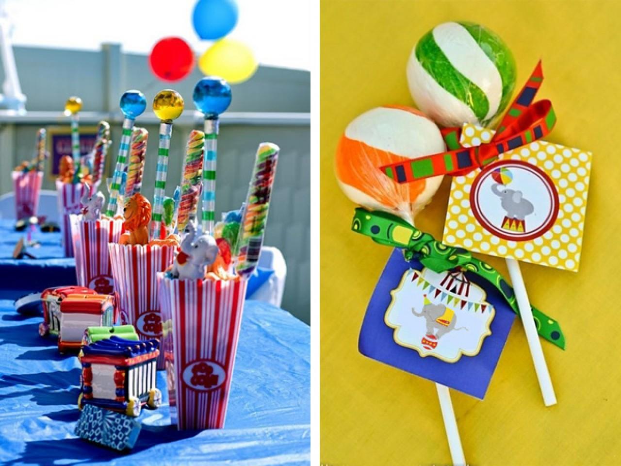 Вкусные подарки на детский день рождения 91